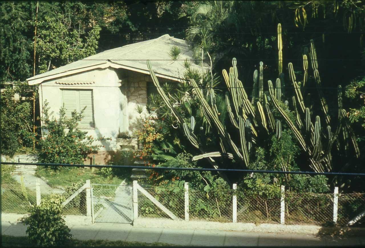 1983-1985. Дом местного специалиста