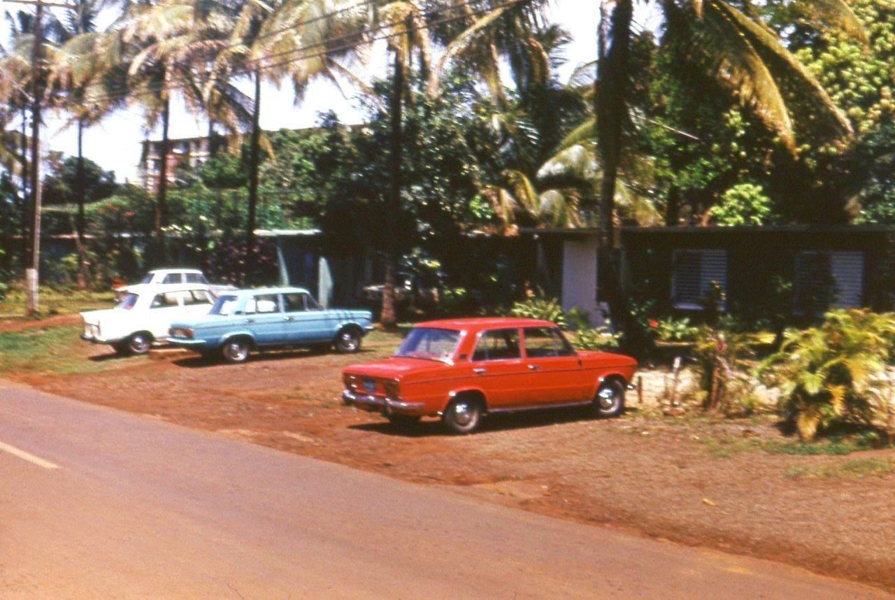 1980-1984. Так жили кубинские руководители в Моа