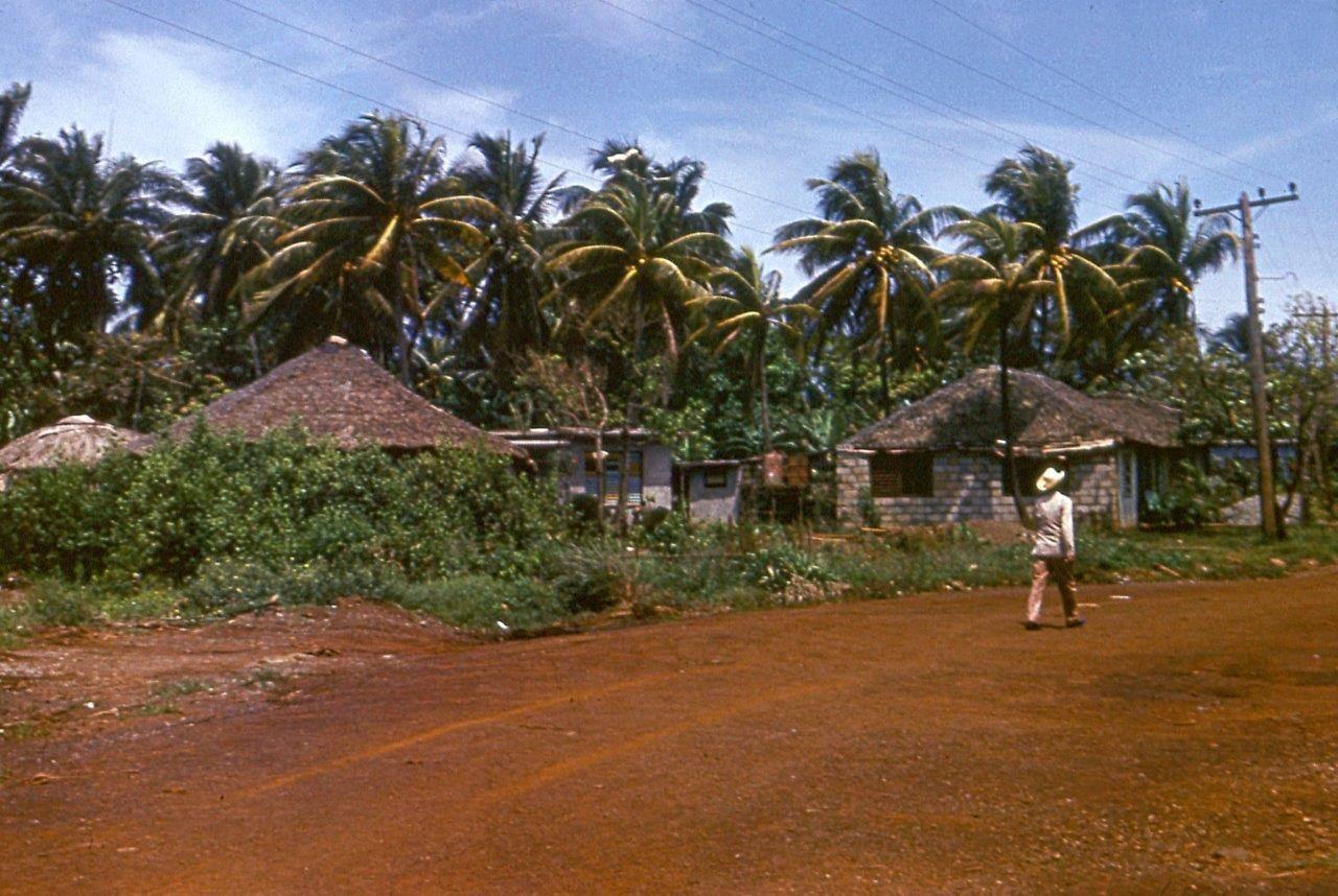 1980-1984. А так жили все остальные кубинцы