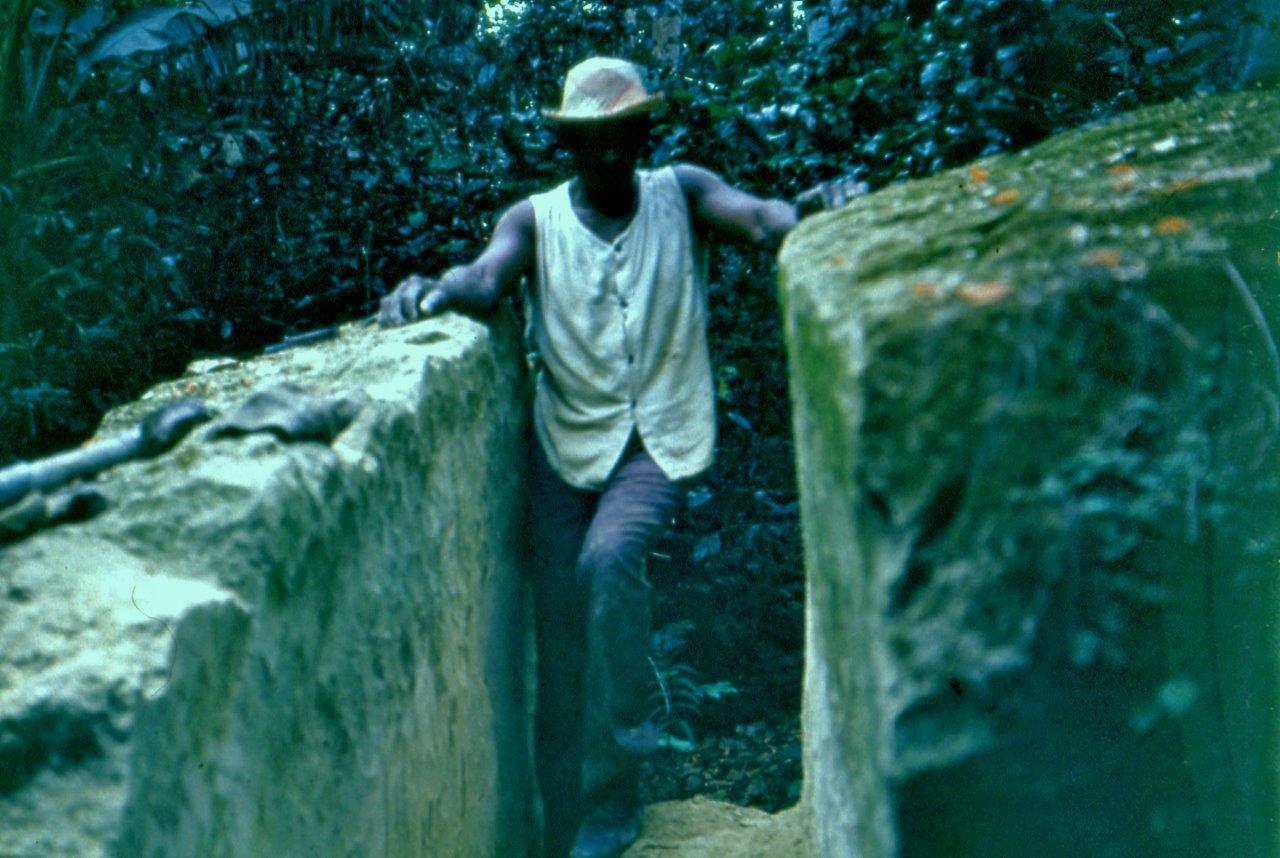 «Каменный зоопарк» в Ятерасе - Zoologico de Piedra. 1980-1984, фото 2