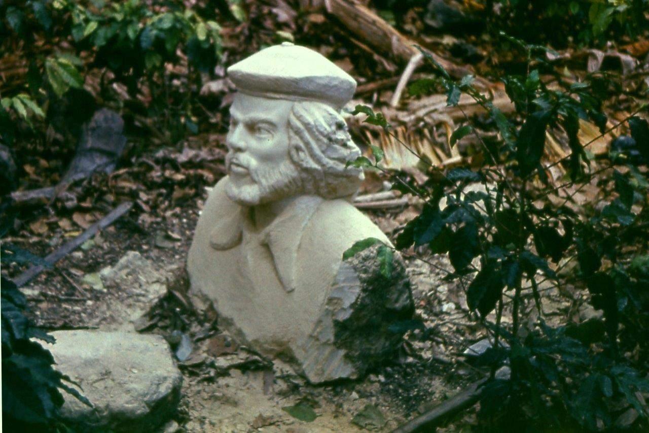 «Каменный зоопарк» в Ятерасе - Zoologico de Piedra. 1980-1984, фото 8