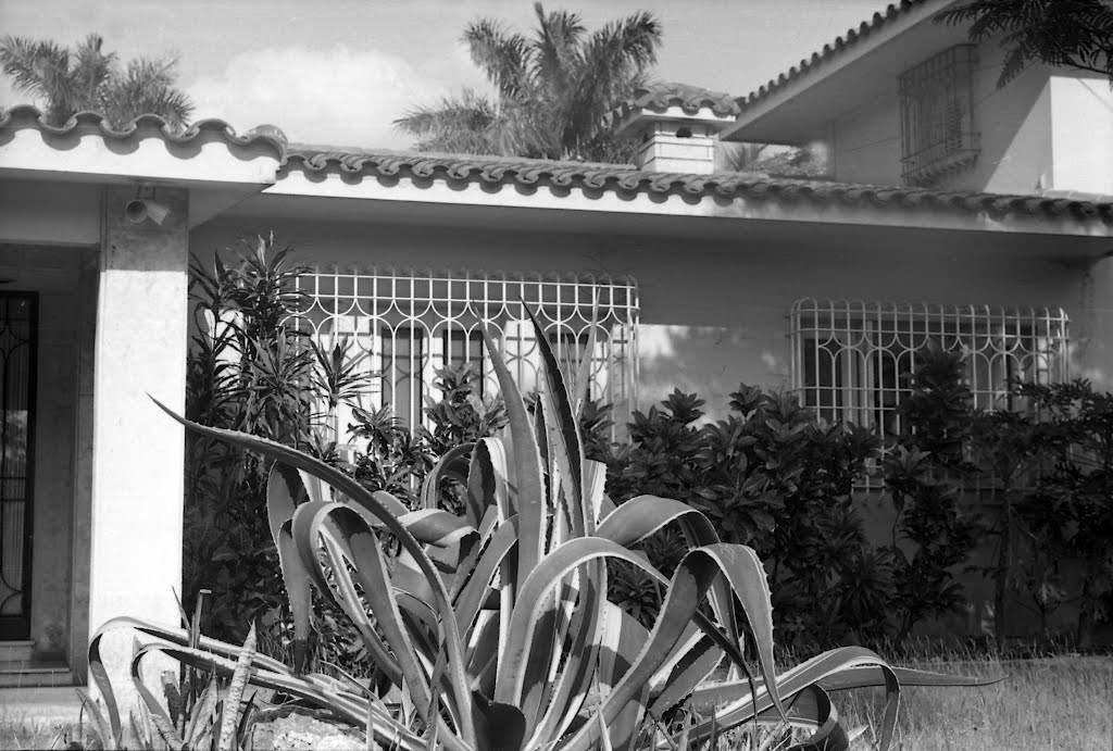 010. Вилла в Сибонее, Гавана, 1976