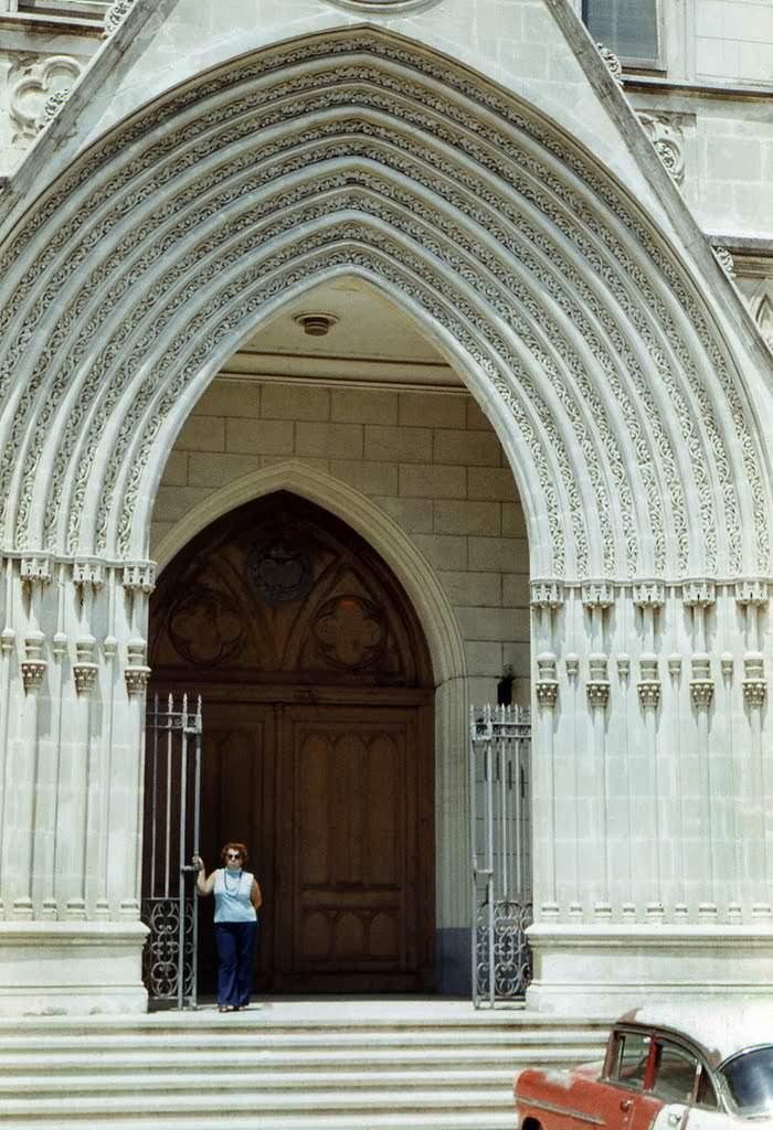 061. Католический собор, 1976