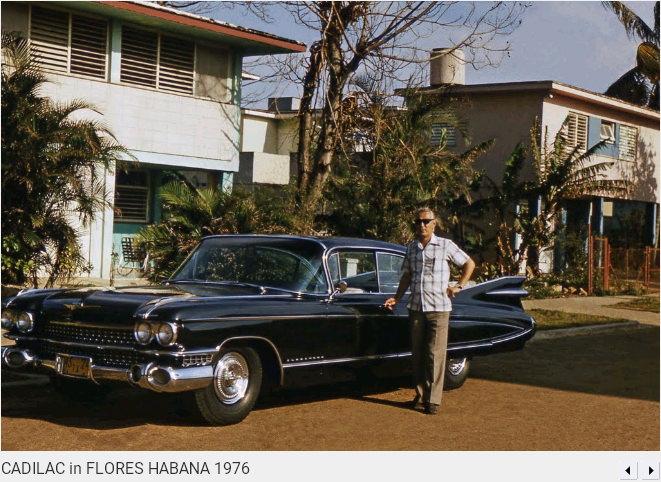 077. Кадиллак, Флорес, 1976
