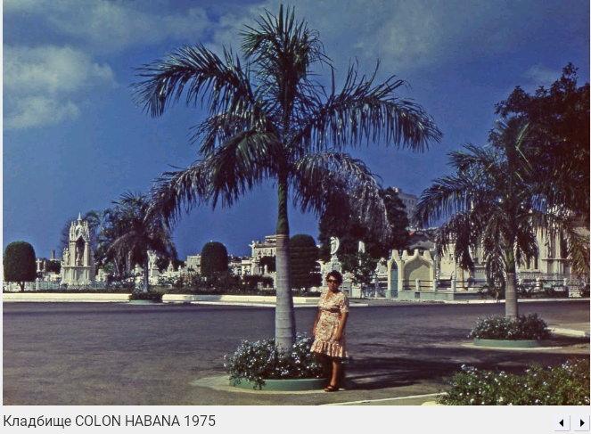 081. Кладбище Колон в Гаване, фото 1