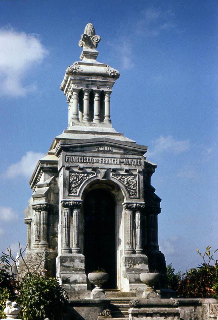 085. Кладбище Колон в Гаване, фото 5