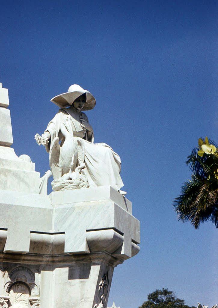 087. Кладбище Колон в Гаване, фото 7