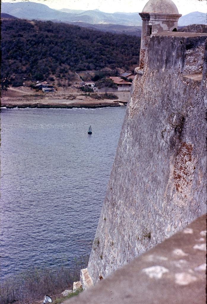 Сантьяго-де-Куба. 1983-1985. Крепость Кастильо-дель-Моро. Наблюдательная башня