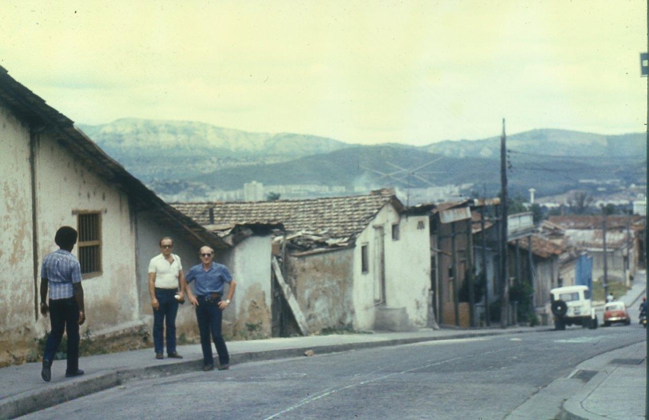 Сантьяго-де-Куба. 1983-1985. Городские пейзажи 1