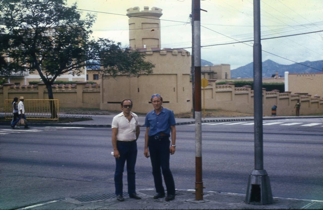Сантьяго-де-Куба. 1983-1985. Городские пейзажи 2