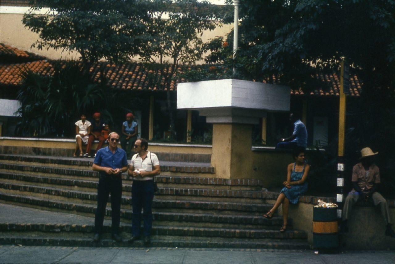 Сантьяго-де-Куба. 1983-1985. Городские пейзажи 3
