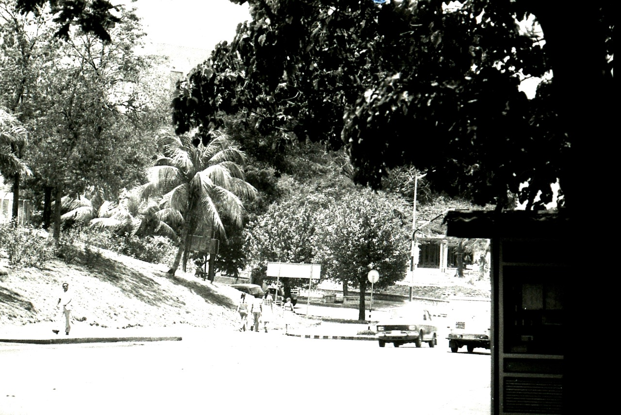Сантьяго-де-Куба. 1983-1985. Городские пейзажи 4