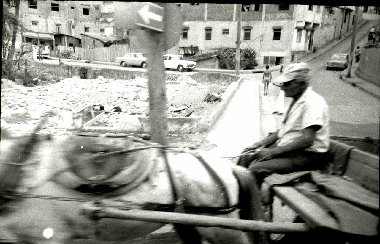 Сантьяго-де-Куба. 1983-1985. Городские пейзажи 5