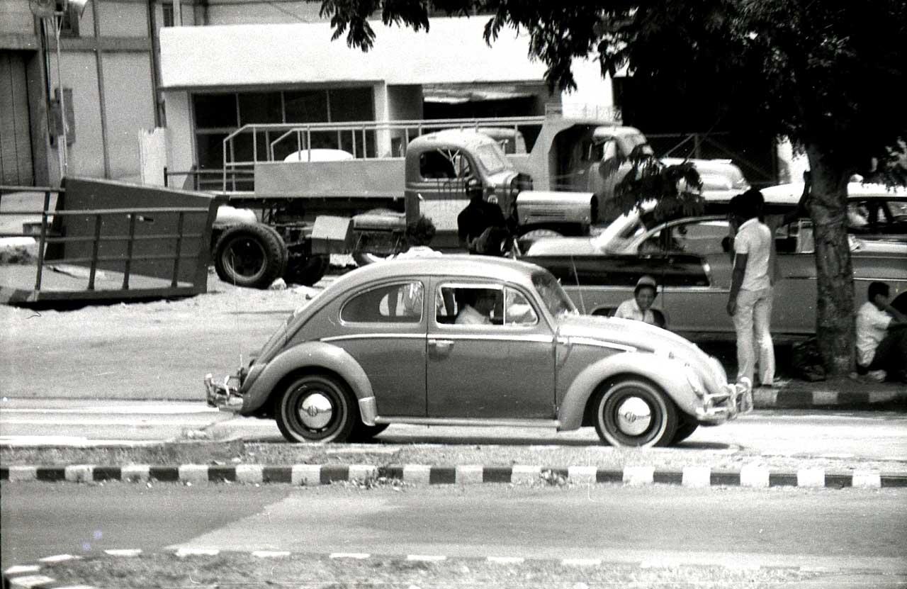 Сантьяго-де-Куба. 1983-1985. Городские пейзажи 6