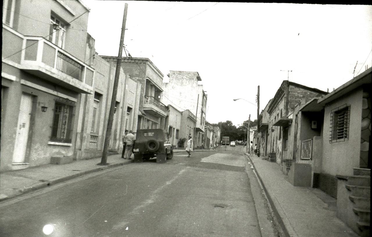 Сантьяго-де-Куба. 1983-1985. Городские пейзажи 9