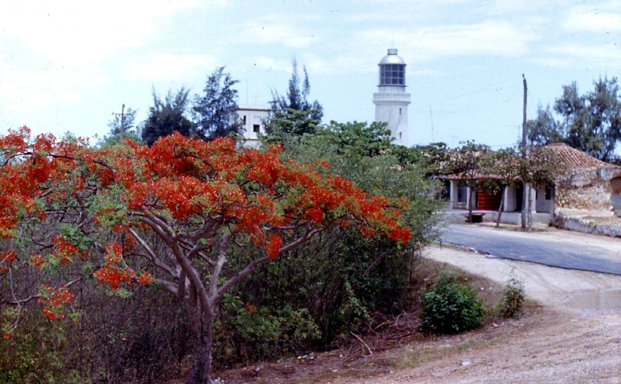 Сантьяго-де-Куба. 1983-1985. Маяк.