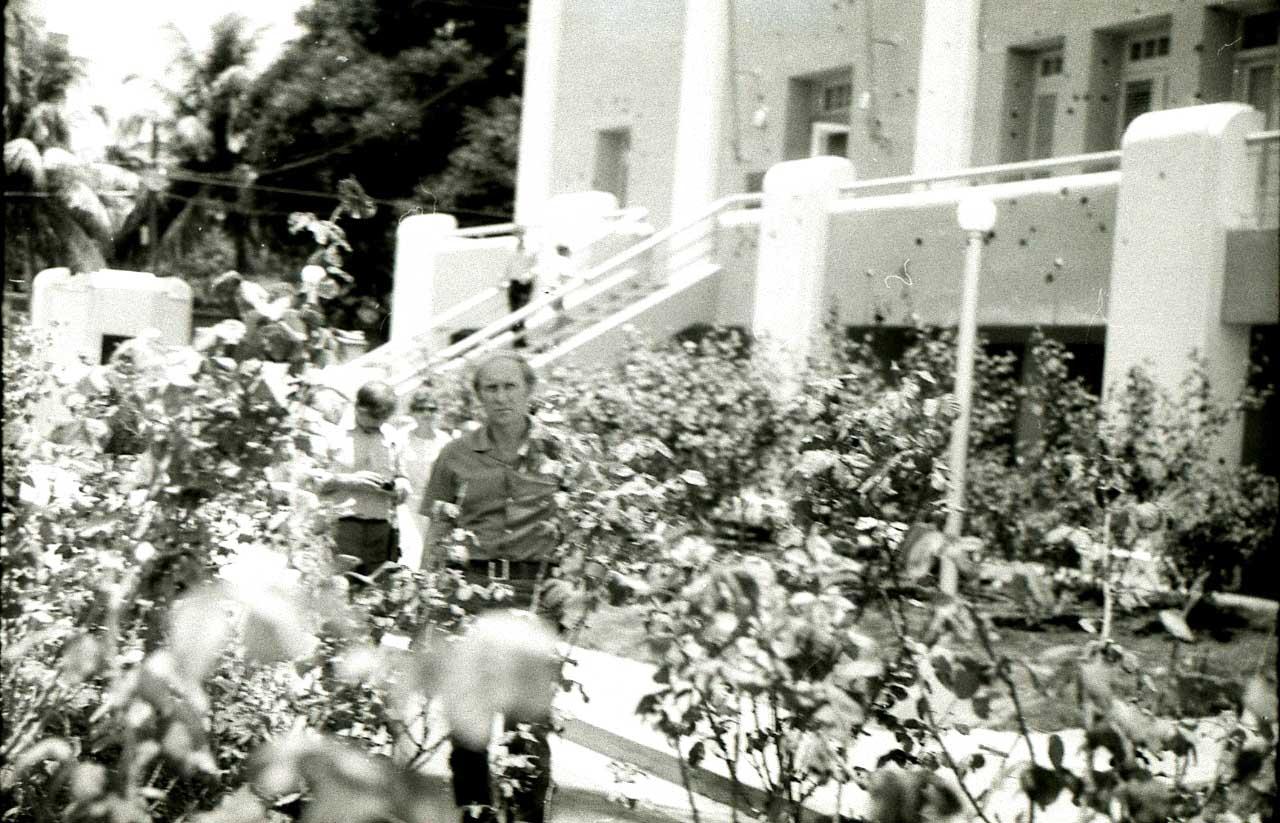 Сантьяго-де-Куба. 1983-1985. Казармы Монкада. 3