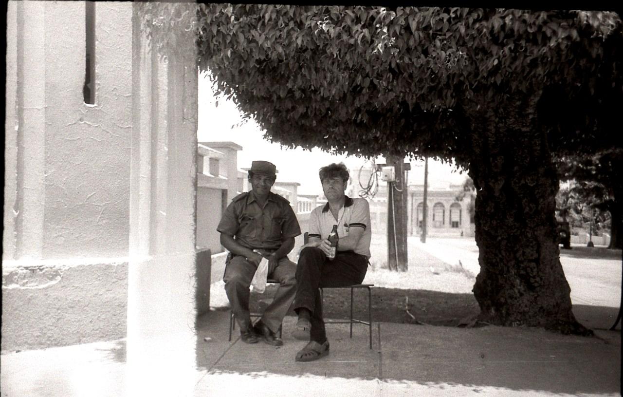 Сантьяго-де-Куба. 1983-1985. Казармы Монкада. 7