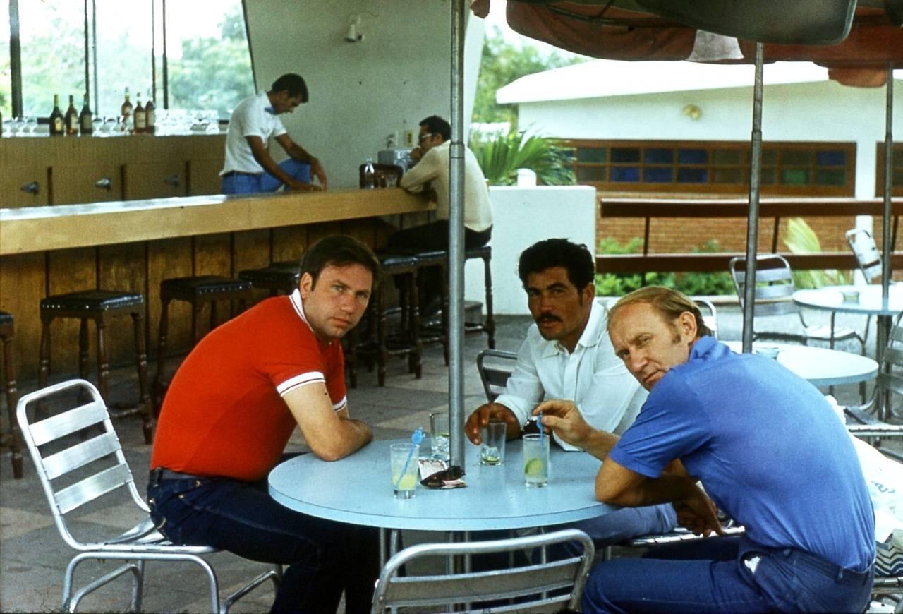 Сантьяго-де-Куба. 1983-1985. Лужин, Куба и Шепелев.