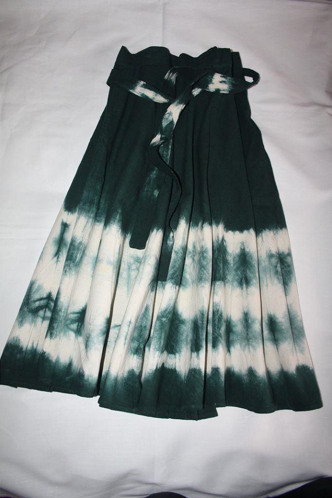 081. Кубинская юбка