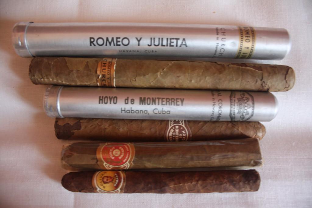 142. Сигары