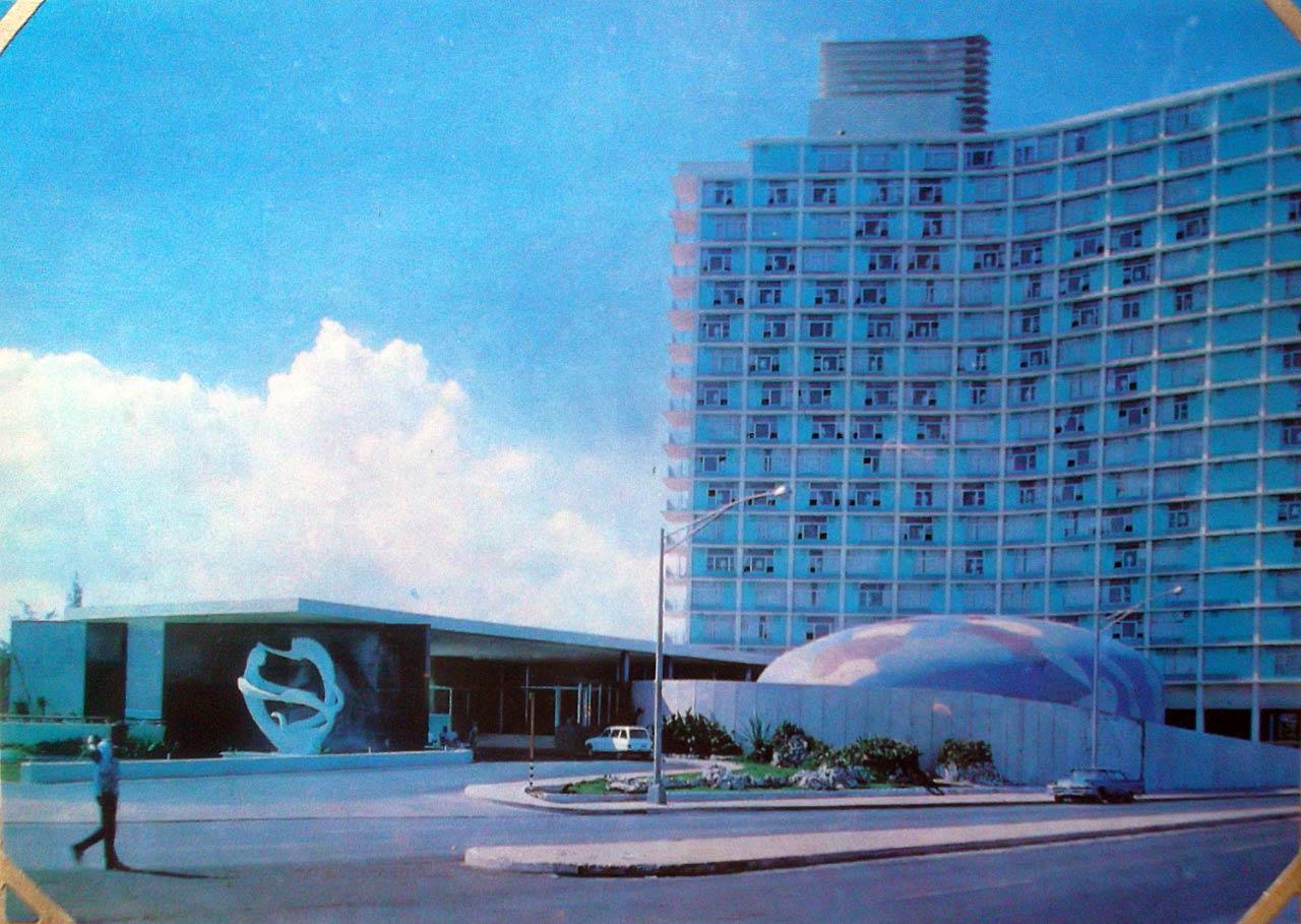 Гостиница «Ривьера». Гавана