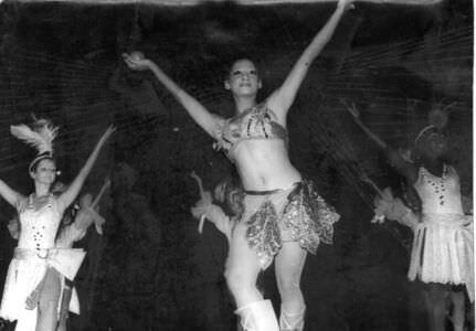 1973. Кабаре «Тропикана» в Гаване