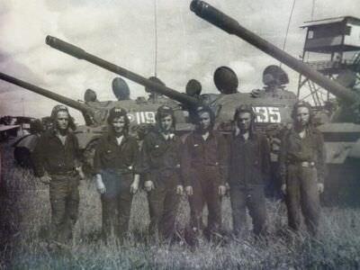 1974-1976. Серия 2. Фото 05.