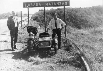 036. На шоссе «Гавана-Матанcас»