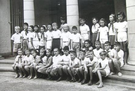4 класс, 1966-1967 учебный год