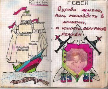 1985-1987 - лист 1