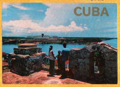 208. Куба, Сантьяго-де-Куба