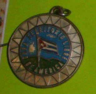 025. Куба - территория Свободы Америки