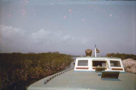 005. 1977. Канал на «Барку».