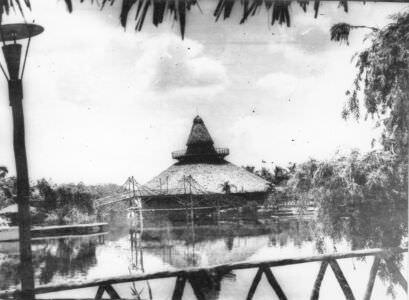 091. Индейская деревня