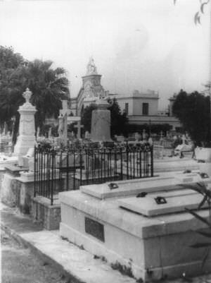 104. Кладбище Колумба
