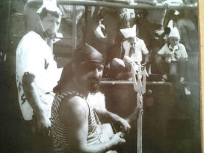035. День ВМФ, СС «Алдан», 1983 год