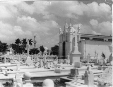 116. Кладбище Колумба