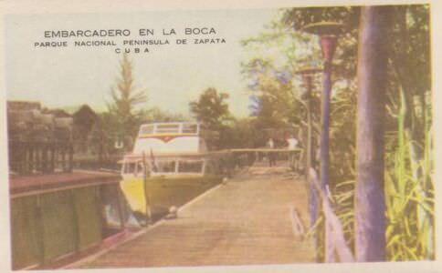 196. Индейская деревня, гармошка открыток, 4 кадр