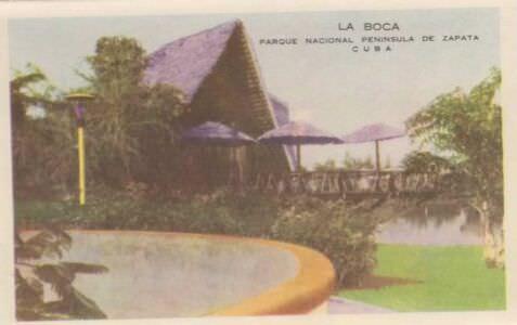 197. Индейская деревня, гармошка открыток, 5 кадр