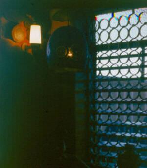 1984-1985. Роло, комната отдыха в бане.