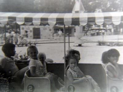 132. Детский парк развлечений при въезде на 5 авениду