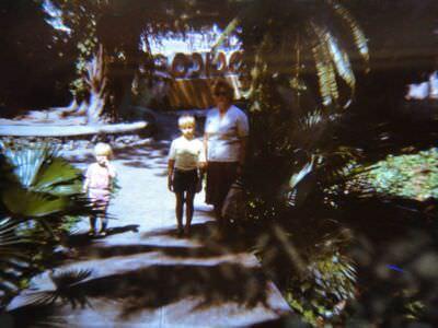 186. В Гаванском зоопарке