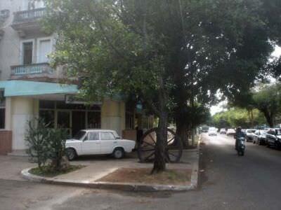 110. Легендарный бар «Катера» в центре Гаваны