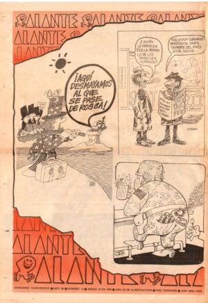 1990-03-02. Юмористический журнал Palante, «Вперед», номер 11, страница 16