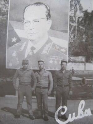 1982-1983. Плац 12 центра, Нашенкин, Пологов Юрий, Баранников Василий, 1983