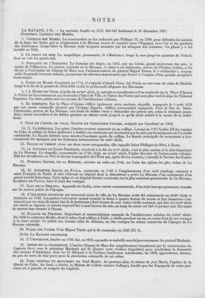 144. Примечания на французском языке, стр. 1