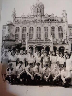 10 «А» 1980-1981 учебный год, снимок 4