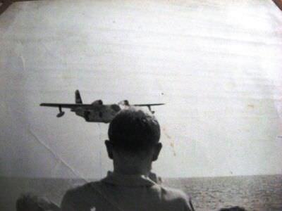 009. Уже перед самой Кубой появился этот американский самолёт и четыре раза облетел судно. Отчетливо было видно, что в кабине, кроме лётчика, был ещё человек с видеокамерой.