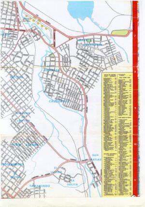 504. 1956. Карта Кубы и Гаваны. 1 лист, 8 фрагмент